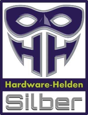 Shadow Rock Slim 2 Hardware-Helden Award