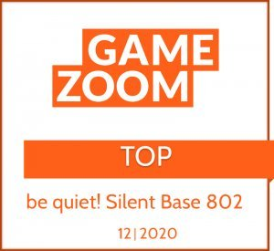 2020 - Top - be quiet! be quiet! Silent Base 802