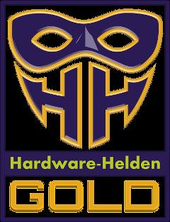 Hardware-Helden GOLD